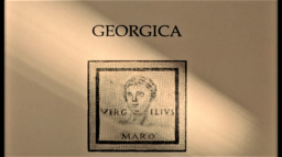 georgica 1