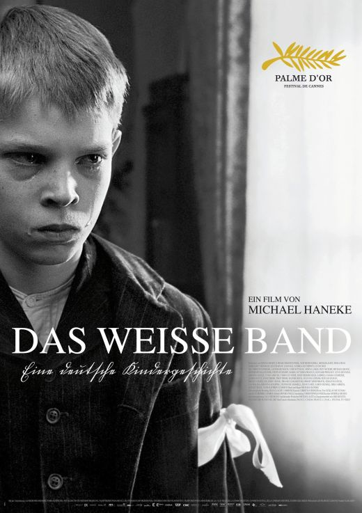 weisse band poster
