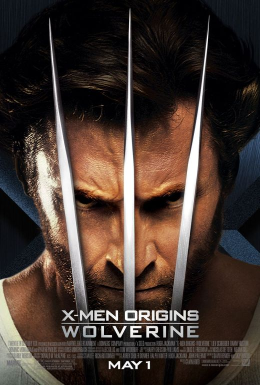 X-Men_Origins-_Wolverine_Poster