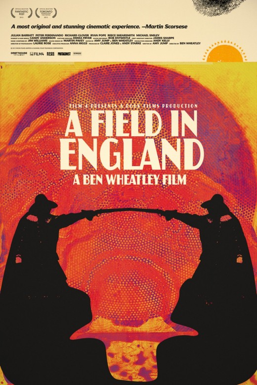 A FIELD IN ENGLAND POSTER 1