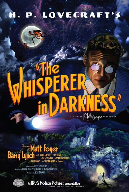 whisperer in darkness poster
