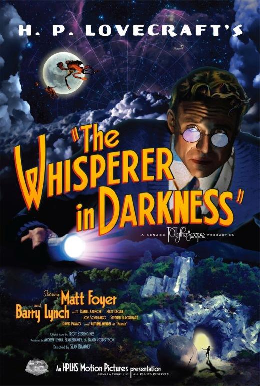 whisperer in darkness poster