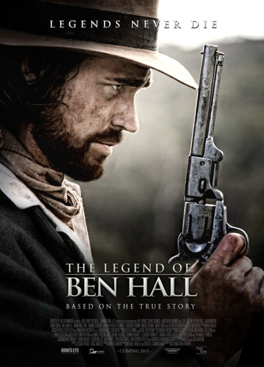 BENHALL_poster
