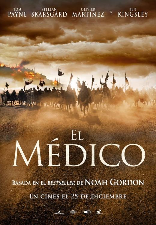 El_Medico_Teaser_Poster_España_JPosters