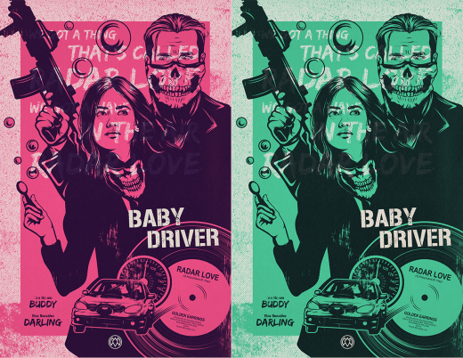 BabyDriver-Website