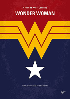 No825-My-Wonder-Woman-minimal-movie-poster-235PX