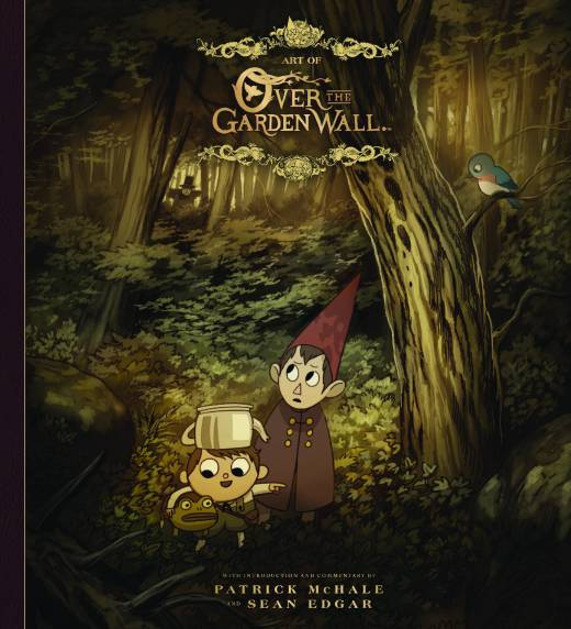 the-art-of-over-the-garden-wall-hc-234447