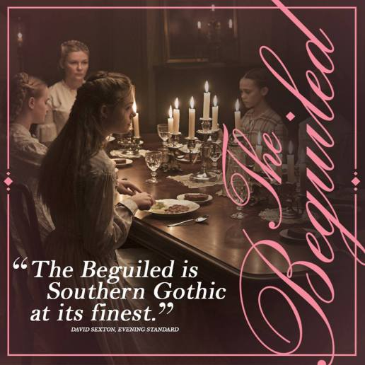 beguiled gothic