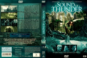 A Sound of Thunder - swe retail DVD