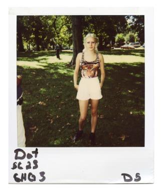 Harmony Korine's Polaroids for Gummo 4