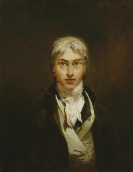 Self-Portrait c.1799 Joseph Mallord William Turner 1775-1851 Accepted by the nation as part of the Turner Bequest 1856 http://www.tate.org.uk/art/work/N00458