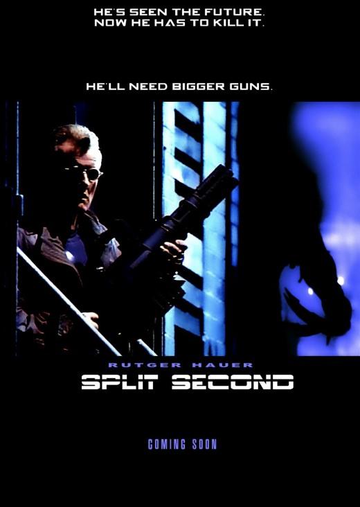 split second poster