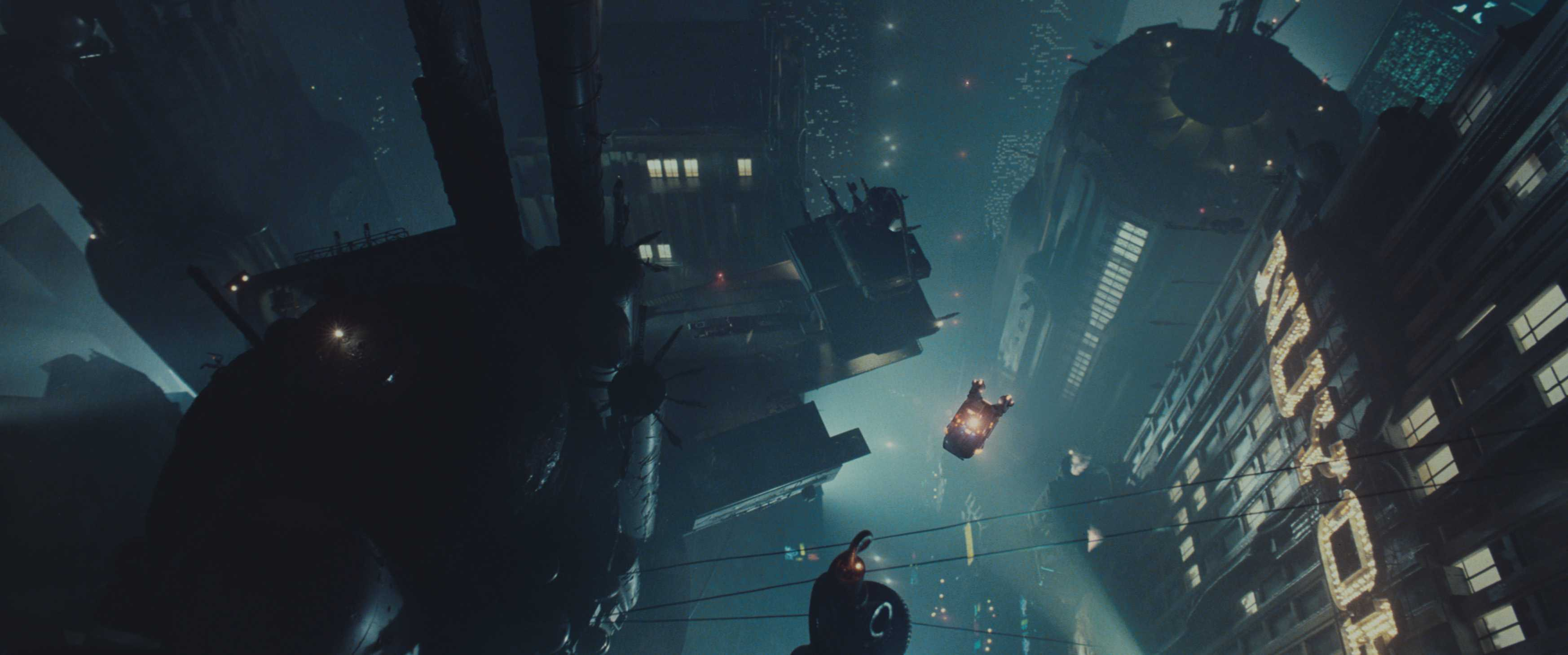 Image result for blade runner cityscape