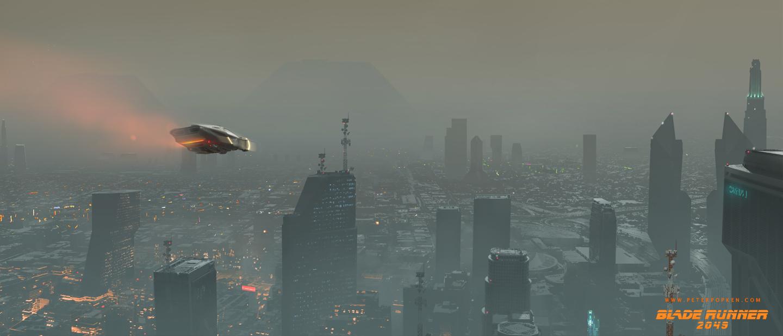 Blade Runner Cityscape