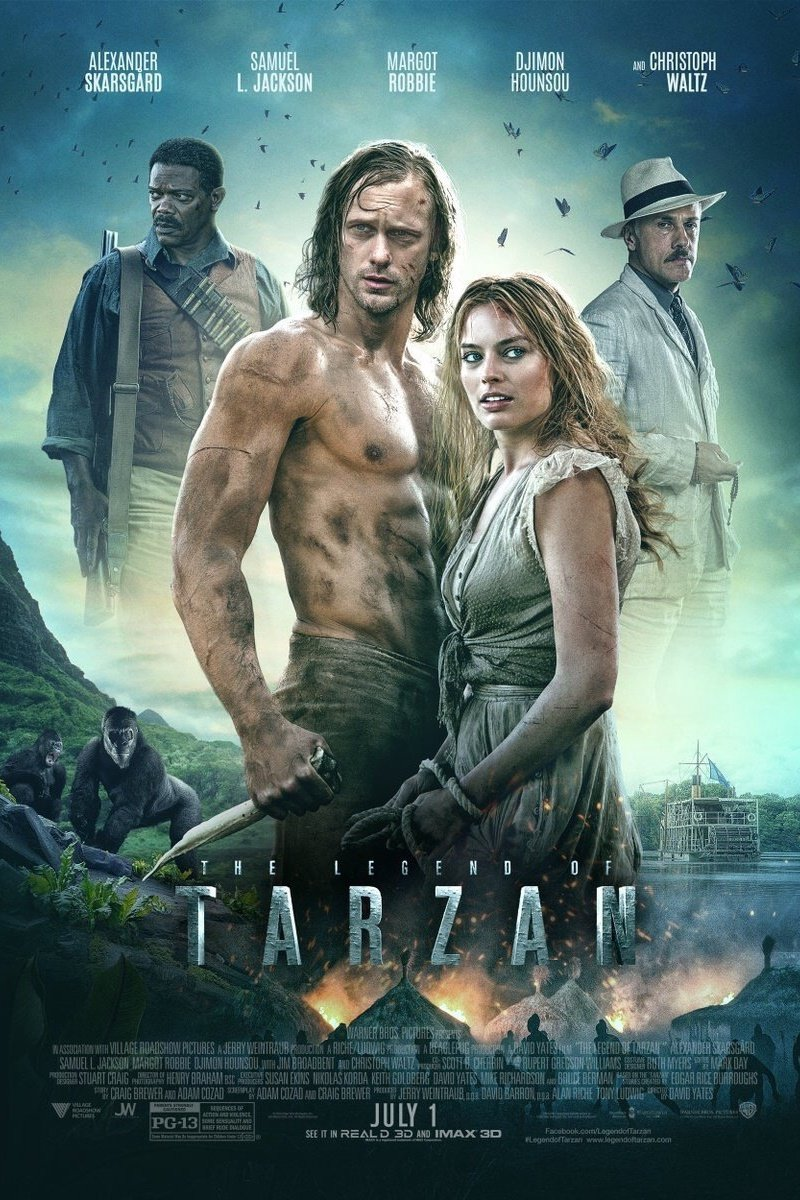 Legends Of Tarzan