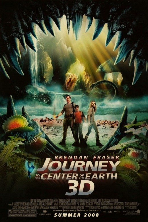 Poster-Print-entitled-Journey-to-the-Center-of-the-Earth---Movie-Poster