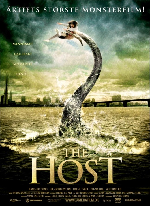 THE HOST - Danish Poster