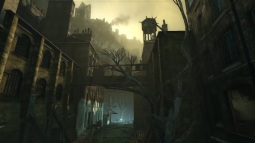 Dishonored Dunwall City