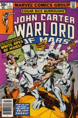 covers John_ Carter_ Warlord_ of_ Mars_ #2_01_fc