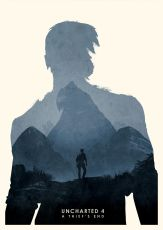 uncharted 4 poster 2
