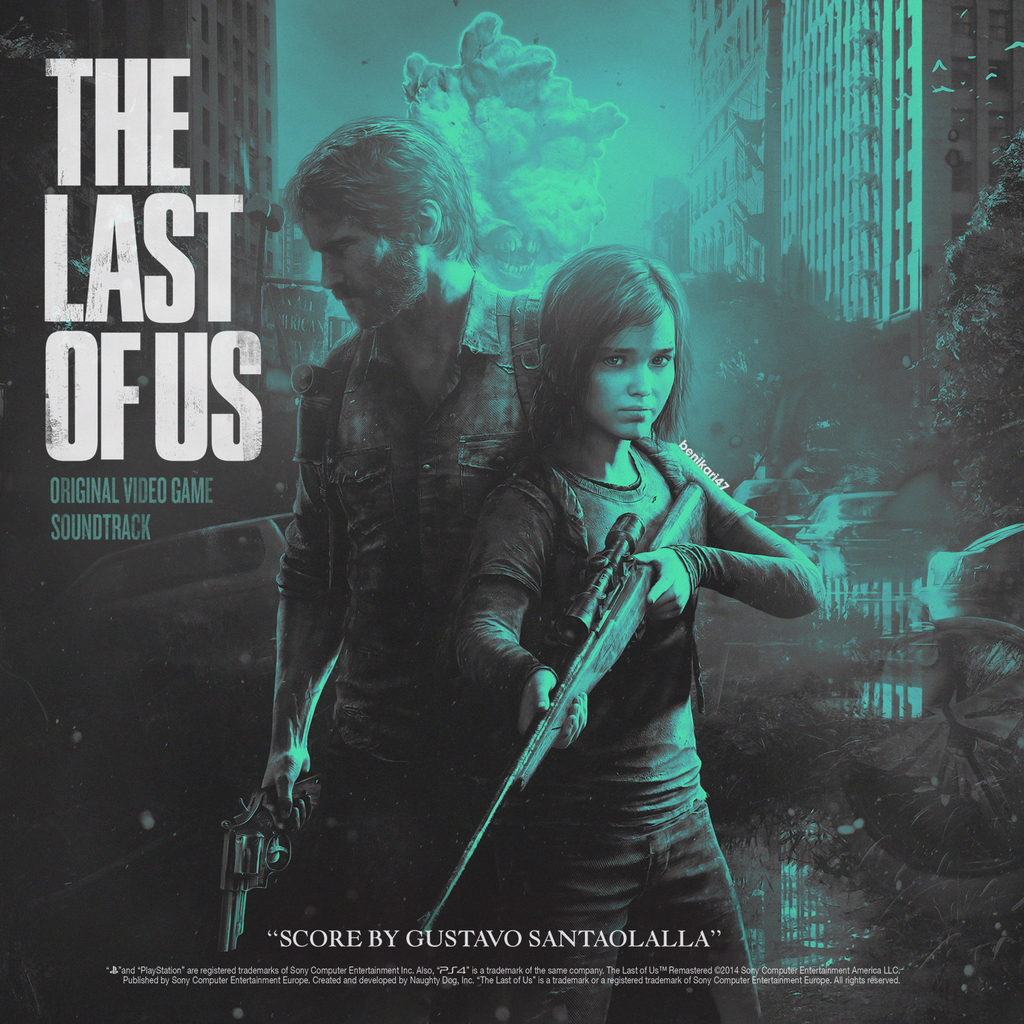 the_last_of_us__original_soundtrack_cover_by_benikaridesigns-d7s1zoo