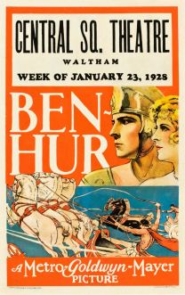 2 Ben-Hur (MGM, 1925).