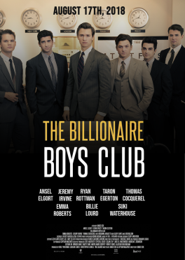 boys club poster