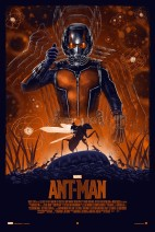 Marvel_s Ant-Man Movie Poster Regular Edition Screen Print by Marko Manev x Grey Matter Art