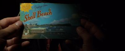 shell beach - dark city