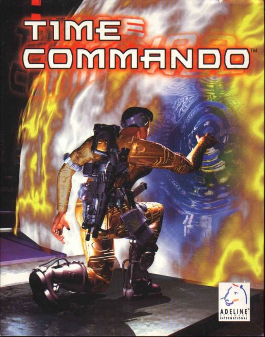 583-time-commando-dos-front-cover