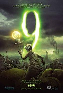 9 final movie poster Shane Acker