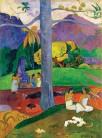 peinture-Paul-Gauguin-Autrefois-1