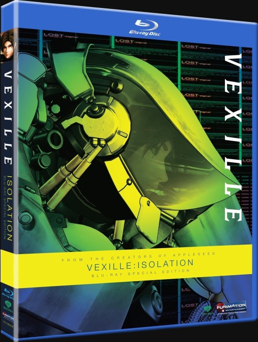 vexille bluray
