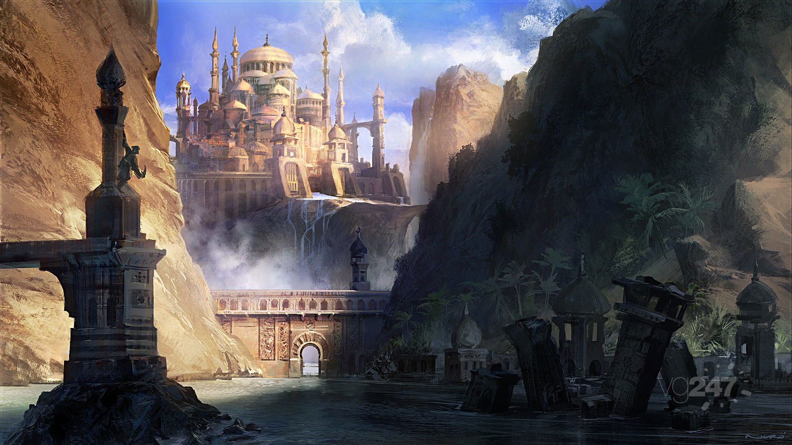 896 Prince Of Persia The Sands Of Time 2010 Timespace Warps