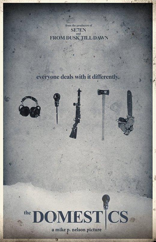 domestics poster