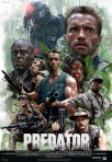 new predator movie poster - Predator is a 1987 American science fiction action horror film