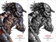Predator Movie Poster Screen Print by N.C. Winters x Mondo