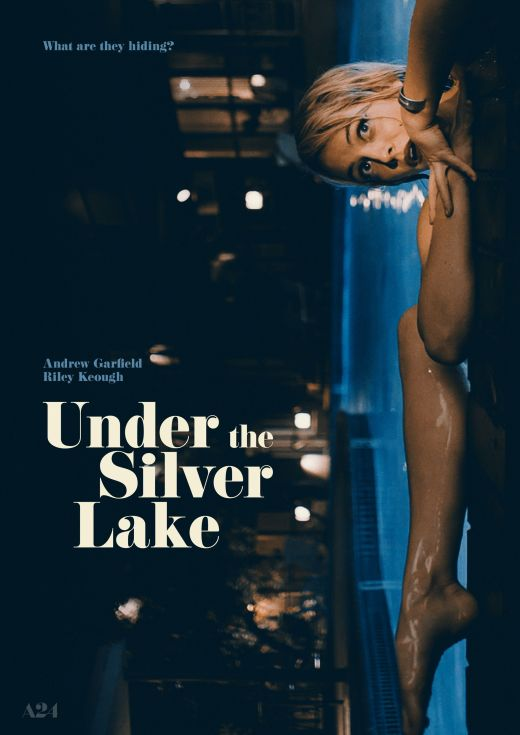 silver lake poster
