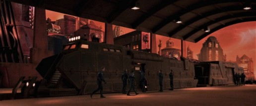 martian train - image 3 from ghosts of mars movie