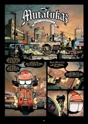 MFKZ comics