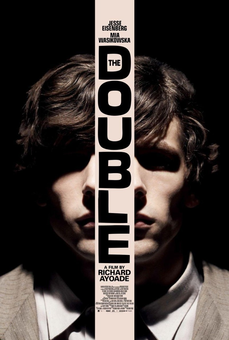 The-Double-2014-movie-poster