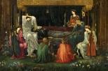 Edward_Burne-Jones.The_last_sleep_of_Arthur