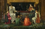 Edward_Burne-Jones.The_last_sleep_of_Arthur