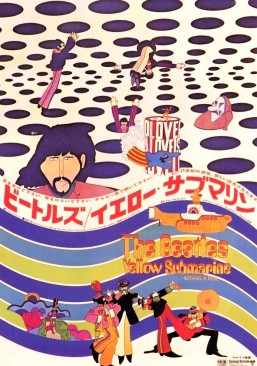 Poster-Print-entitled-Yellow-Submarine-(1968)
