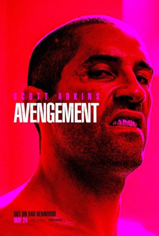 Avengement-US-Poster