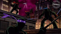 Batman vs. Teenage Mutant Ninja Turtles CR: Warner Bros. Animation and DC Entertainment