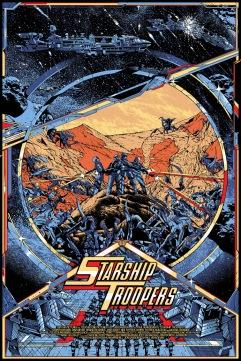 Starship Troopers mondo