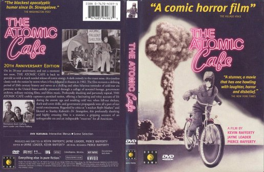 The Atomic Cafe (Cover) (Segunda Guerra Downloads)