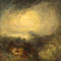 1-the-evening-of-the-deluge-joseph-mallord-william-turner