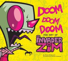 DOOM-DOOM-DOOM-The-Art-Of-Invader-Zim-Book-Novel-Front-Cover-Art-Abrams-Nickelodeon-Nick